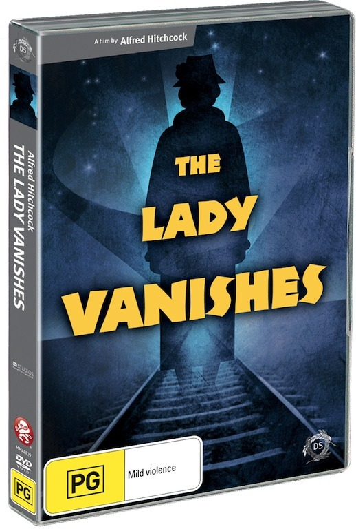 Ladyvanishes
