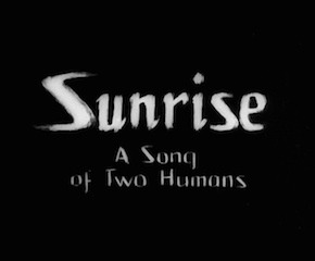 Sunrise1927dvd