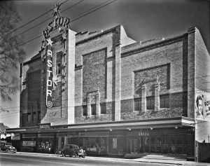 The Astor Theatre, on May 30 1936.